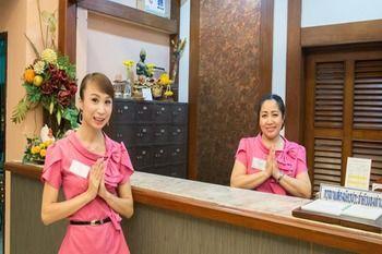 cazare la Asia Lampang Hotel