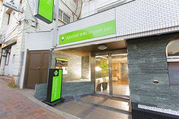 cazare la Flexstay Inn Higashi-jujo