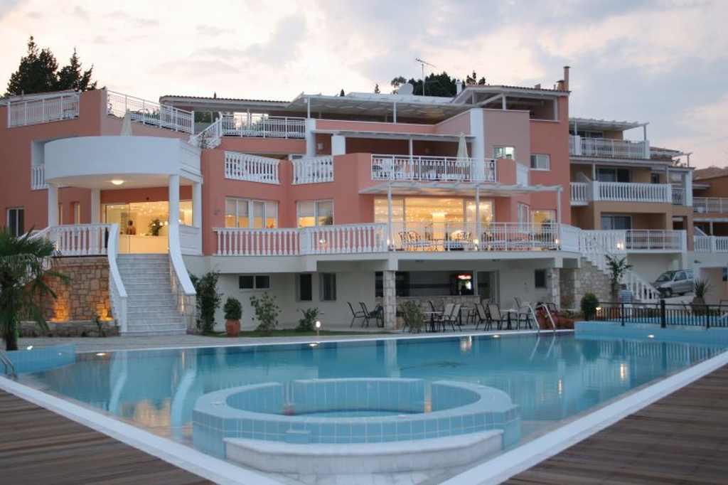 cazare la Belvedere Luxury Suites