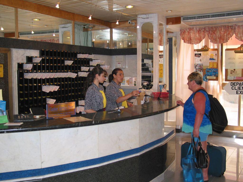 cazare la Blue Sea Santa Maria Hotel