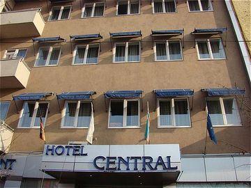 cazare la Central Hotel