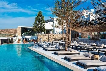 cazare la Myconian Utopia Resort
