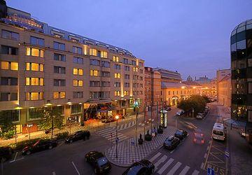 cazare la Prague Marriott Hotel