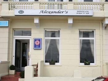 cazare la Alexander's