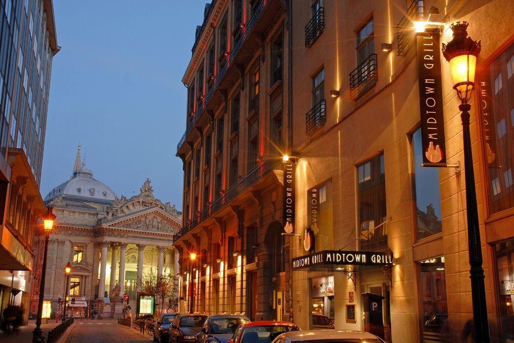 cazare la Brussels Marriott Hotel