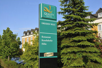cazare la Quality West (11 Km From Dresden)