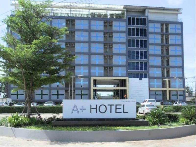 cazare la A+ Hotel