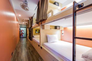 cazare la Matchbox Bangkok Hostel
