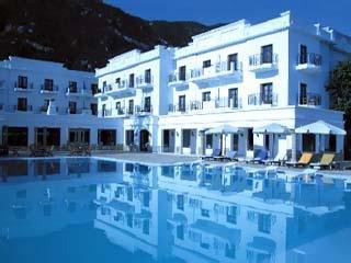 cazare la Galini Wellness Spa & Resort
