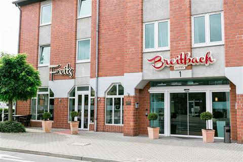 cazare la City Hotel Ratingen