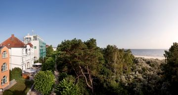 cazare la Tryp Ahlbeck Strandhotel
