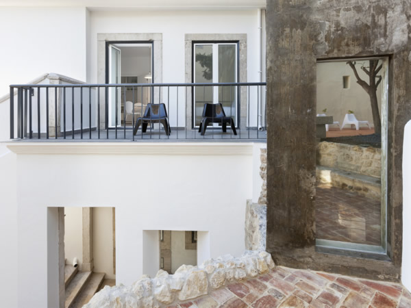 cazare la Hello Lisbon Castelo Apartments