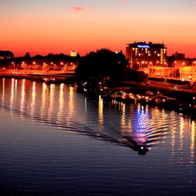 cazare la Novotel Szeged