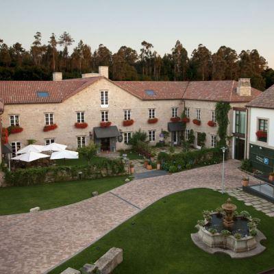 cazare la A Quinta Da Auga Hotel Spa Relais & Chateaux