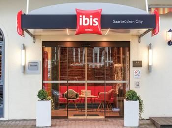cazare la Ibis Saarbruecken City