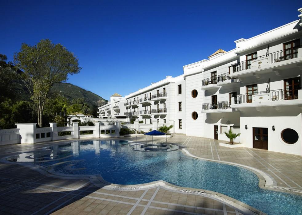cazare la Mitsis Galini Wellness Spa & Resort