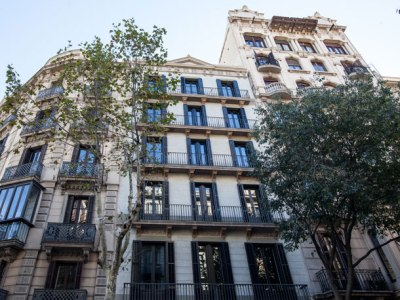 cazare la Angla Luxury Apartment Passeig De Gracia