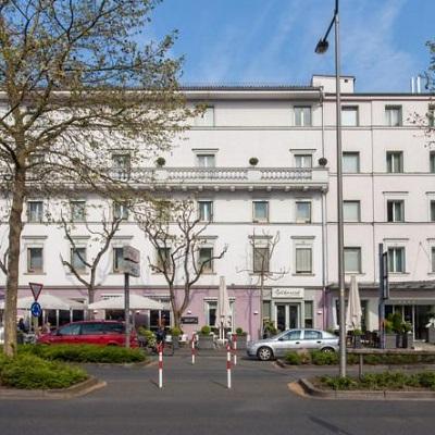 cazare la Novum Hotel Post Aschaffenburg