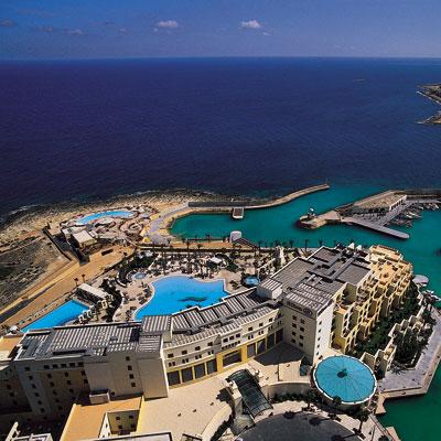 cazare la Hilton Malta