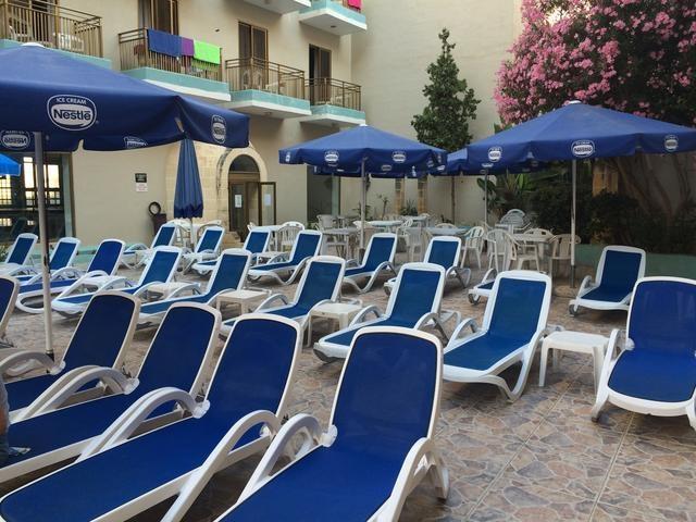 cazare la Blue Sea Bugibba Hotel & Apartments