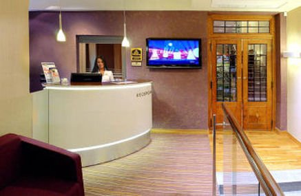 cazare la Best Western Ferdynand Hotel