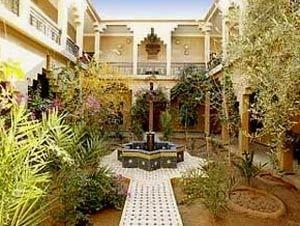 cazare la Hotel Kasbah Tizimi