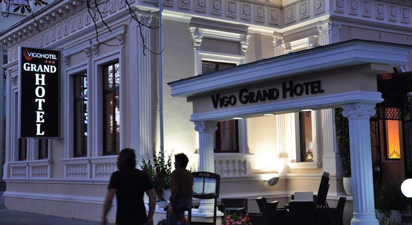 cazare la Vigo Grand Hotel