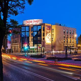 cazare la Qubus Hotel Gorzow Wielkopolski