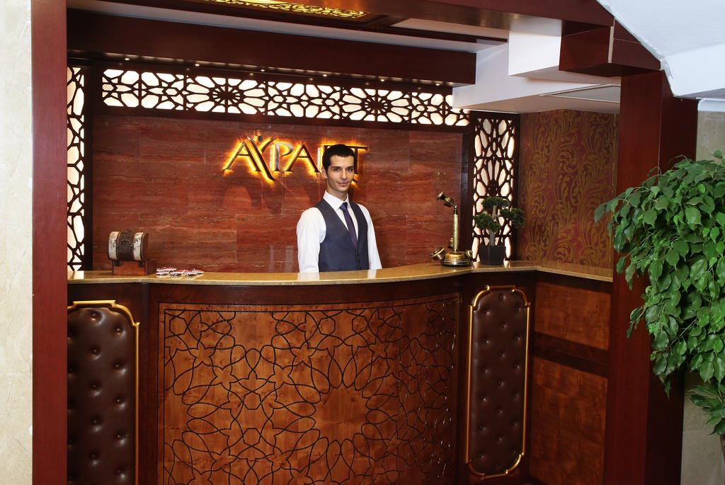 cazare la Aypart Hotel