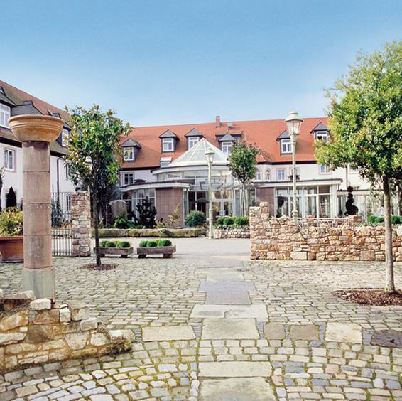 cazare la Lindner Hotel & Spa Binshof