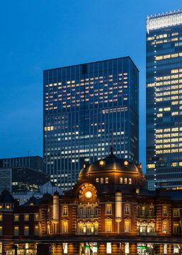 cazare la Shangri-la Hotel Tokyo