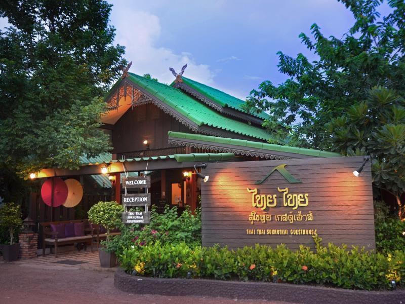 cazare la Thai Thai Sukhothai Guesthouse