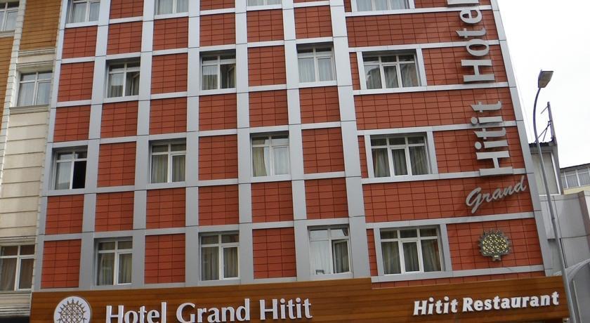 cazare la Grand Hitit Hotel