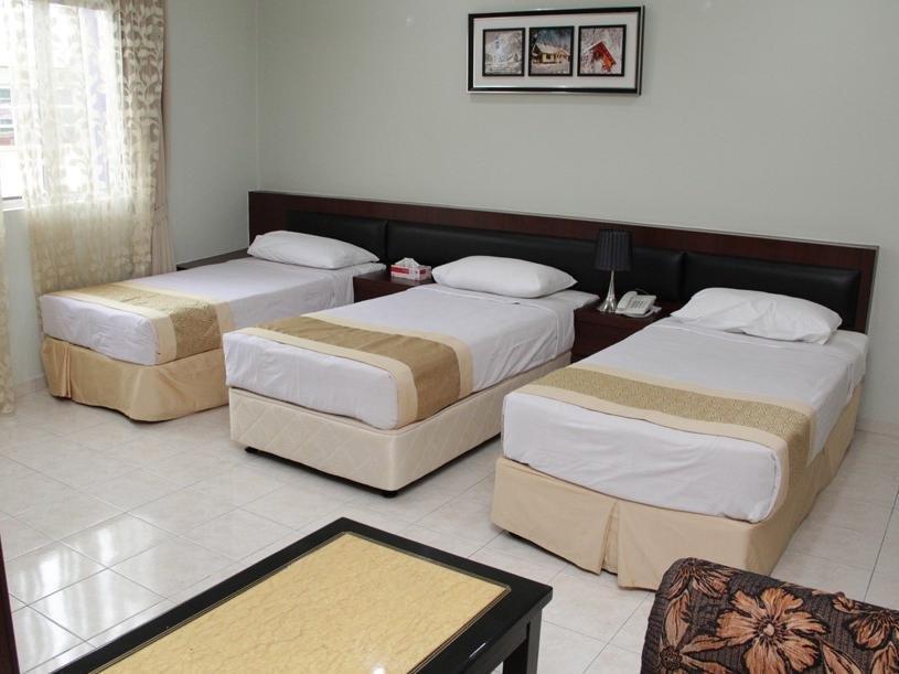 cazare la Bayu View Hotel