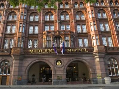 cazare la The Midland - Manchester