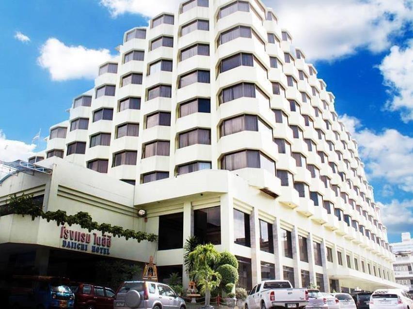 cazare la Daiichi Hotel