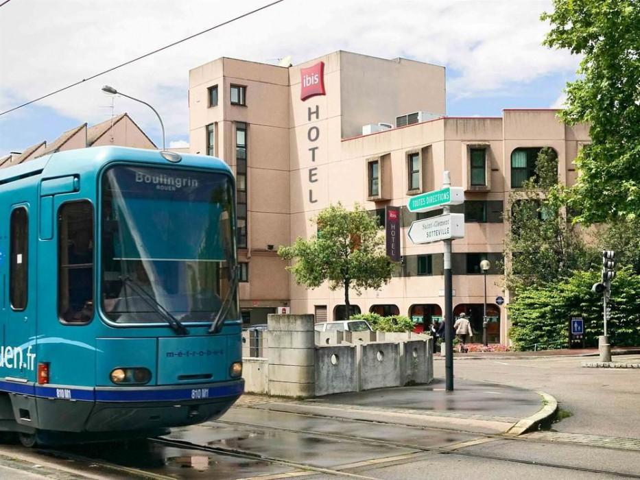 cazare la Ibis Rouen Centre Rive Gauche Saint Sever Hotel