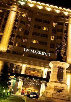 cazare la Jw Marriott