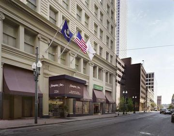 cazare la Hampton Inn Downtown
