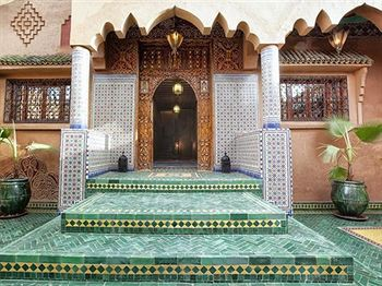 cazare la Riad Ouarzazate