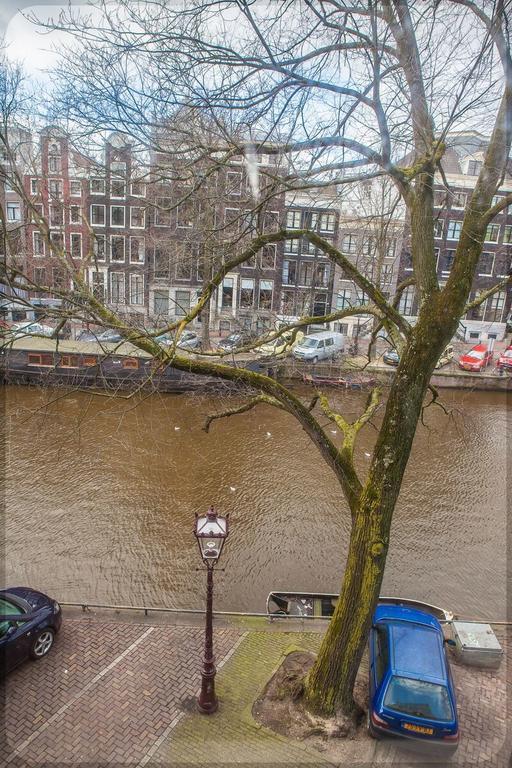 cazare la Amsterdam Canal View