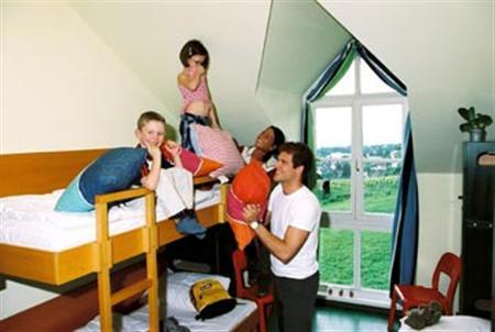 cazare la Hostel Schlossherberge