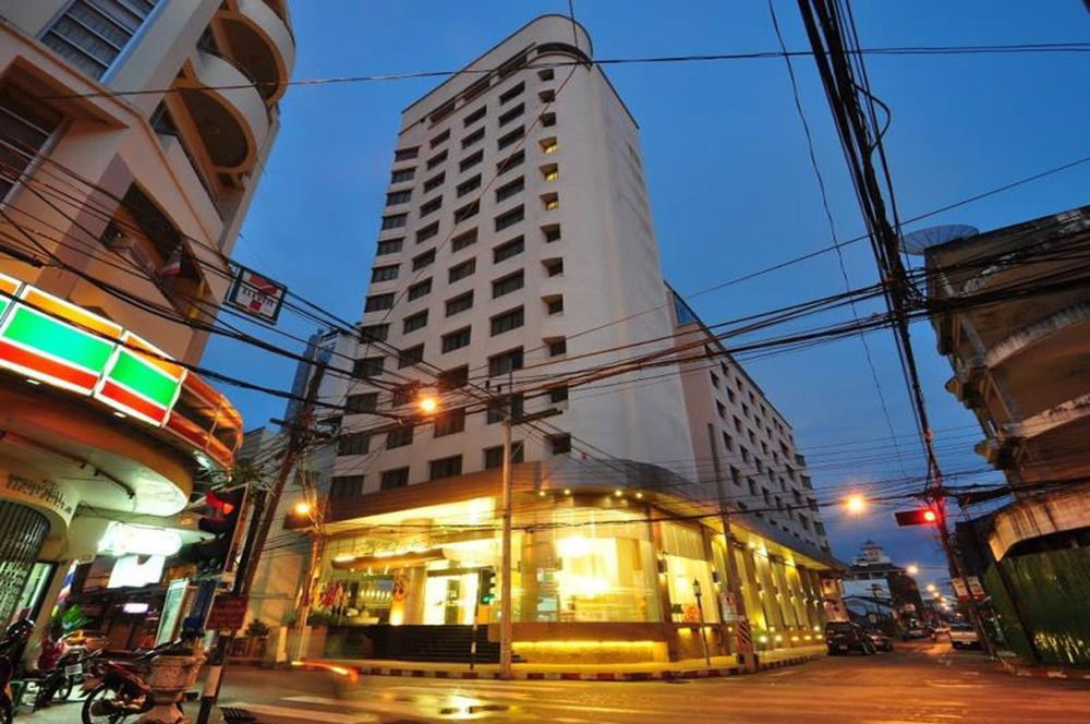 cazare la Mayflower Grande Hotel Hat Yai