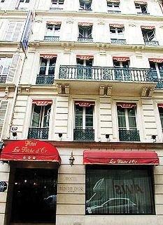 cazare la Exe Paris Centre
