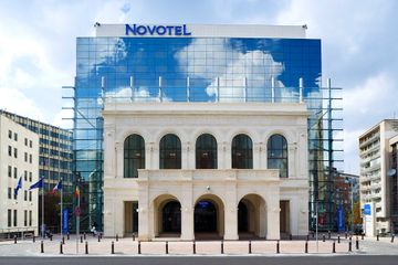cazare la Novotel Bucharest City Centre
