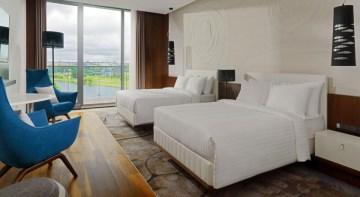cazare la Minsk Marriott Hotel