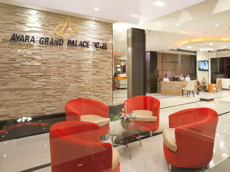 cazare la Ayara Grand Palace Hotel