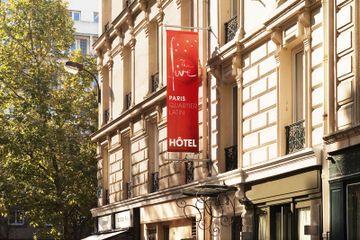 cazare la Five Boutique Hotel Paris Quartier Latin