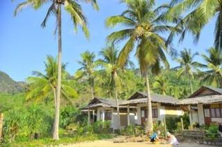 cazare la Koh Mook Charlie Beach Resort, Koh Mook