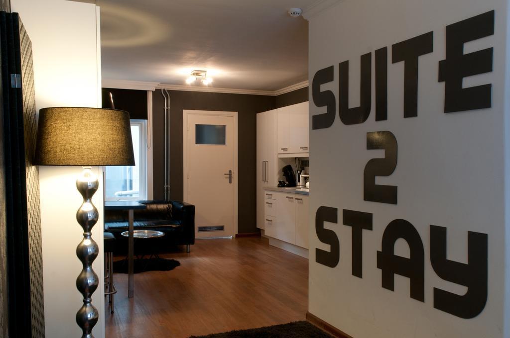 cazare la Amsterdam Suite 2 Stay